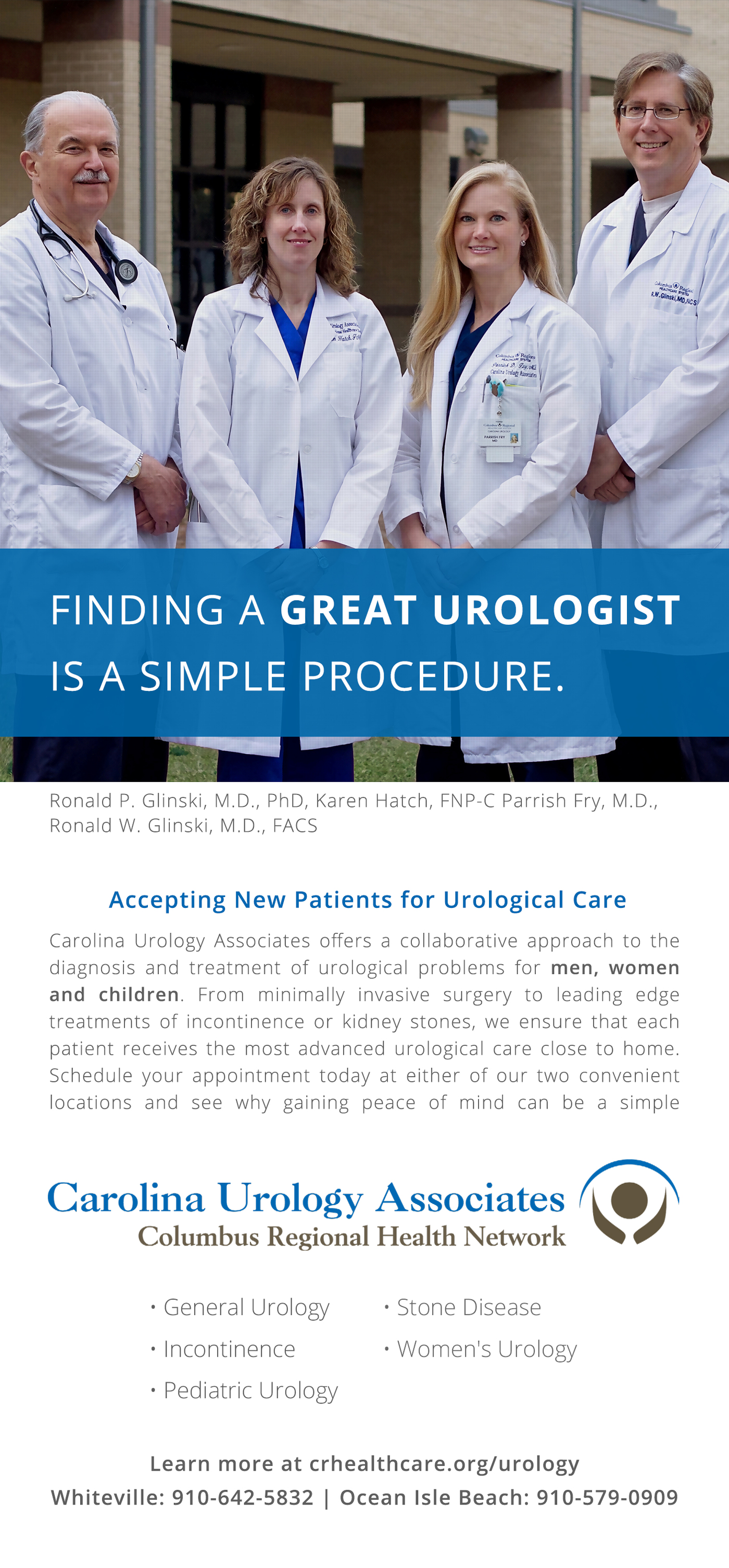 carolina_urology_associates_ad_4.88x10.5